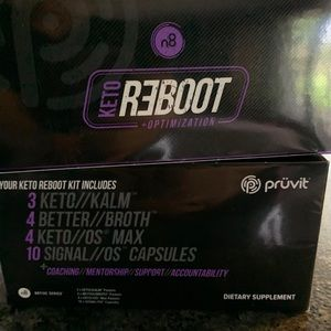 Pruvit Reboot Kit